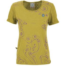 E9 Ghiri T-Shirt Femme, olive
